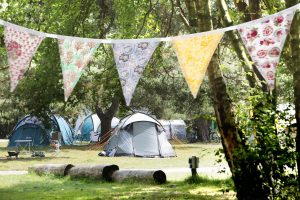 Traditional and relaxed, rustic yet charming, Burnbake offers a back-to-nature camping experience.