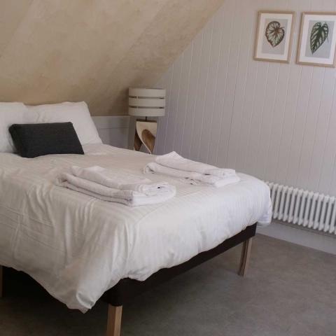 Burnbake Forest Lodges Bedroom 3bed