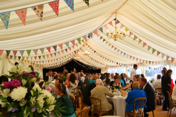 Marquee Hire in Dorset from Camelot Marquees
