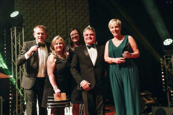 Self-Catering Accommodation award winner Burnbake Forest Lodges Dorset