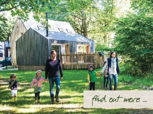 Burnbake Forest Lodges and Campsite Dorset