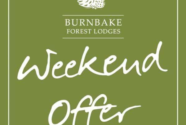 Burnbake Forest Lodges Weekend Offer
