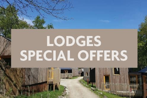 Burnbake Forest Lodges Special Offers