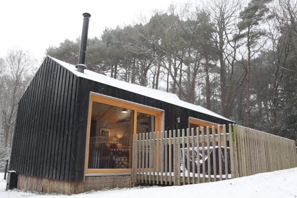 Burnbake Forest Lodges Dorset are available all year for 3, 4 and 7 night breaks