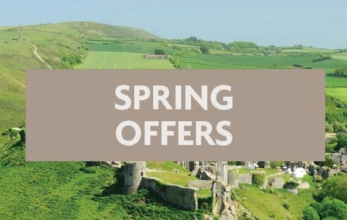 Special Spring Burnbake Forest Lodge offers