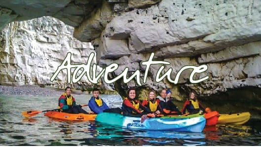 Burnbake Adventure