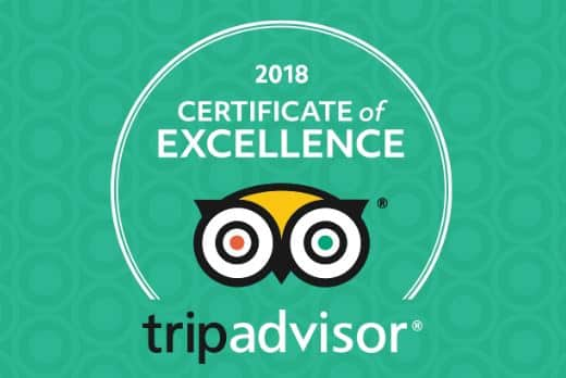 Huge thanks to our wonderful guests, your kind reviews have led to #Burnbake being awarded a TripAdvisor Certificate of Excellence 2018