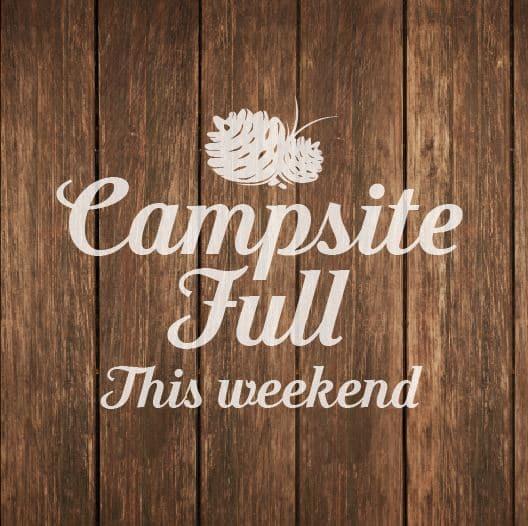 Burnbake Campsite Full Notice