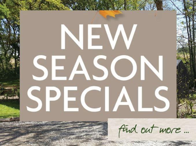 New Season Autumn Offers