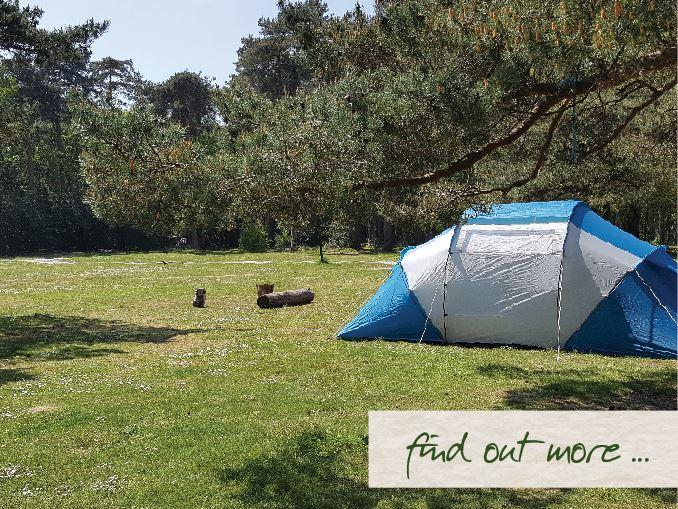 Burnbake Camping