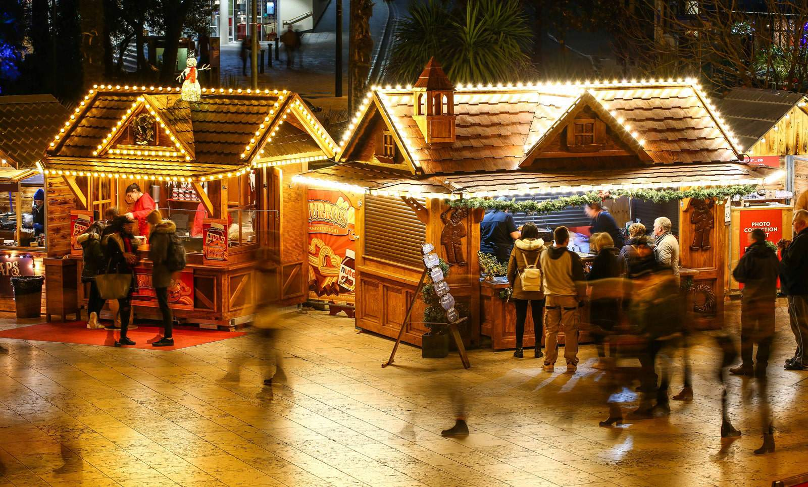 Burnbake and Bournemouth – the perfect Christmas combination