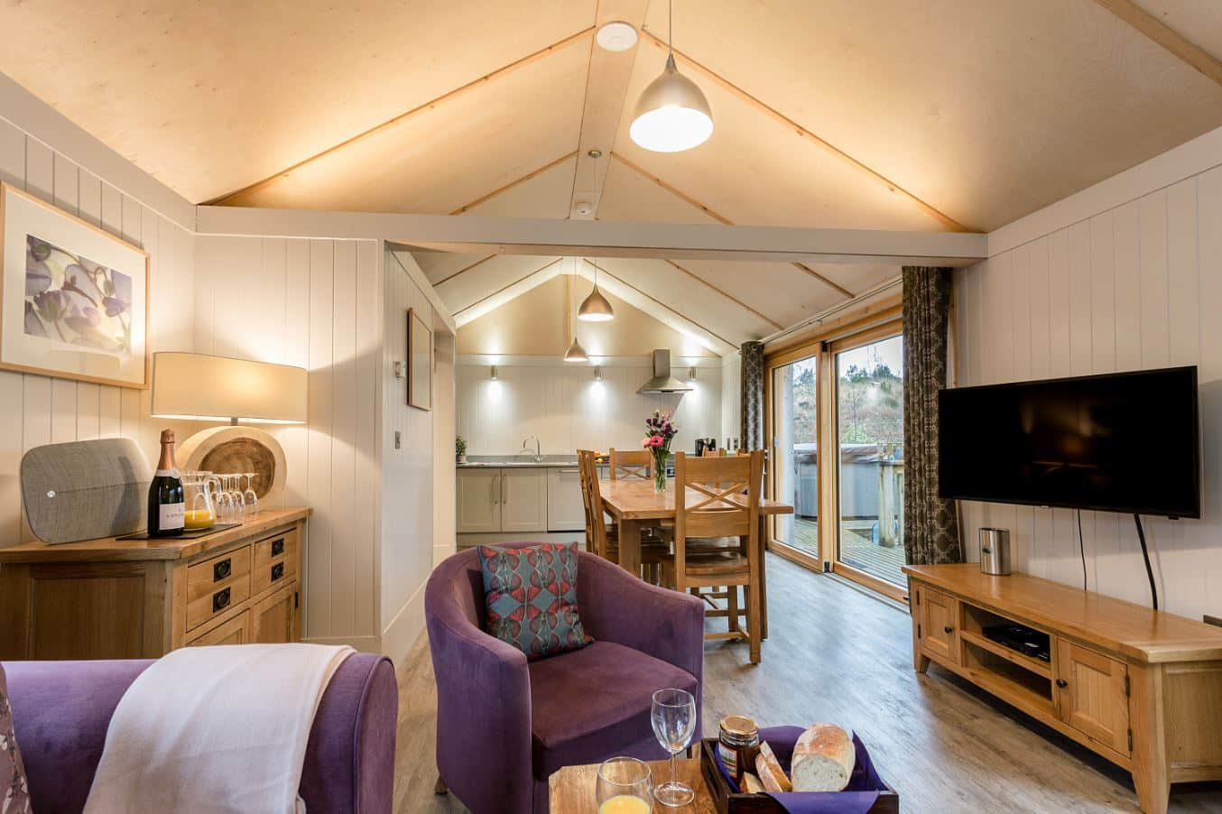 Burnbake Forest Lodges Self Catering Dorset