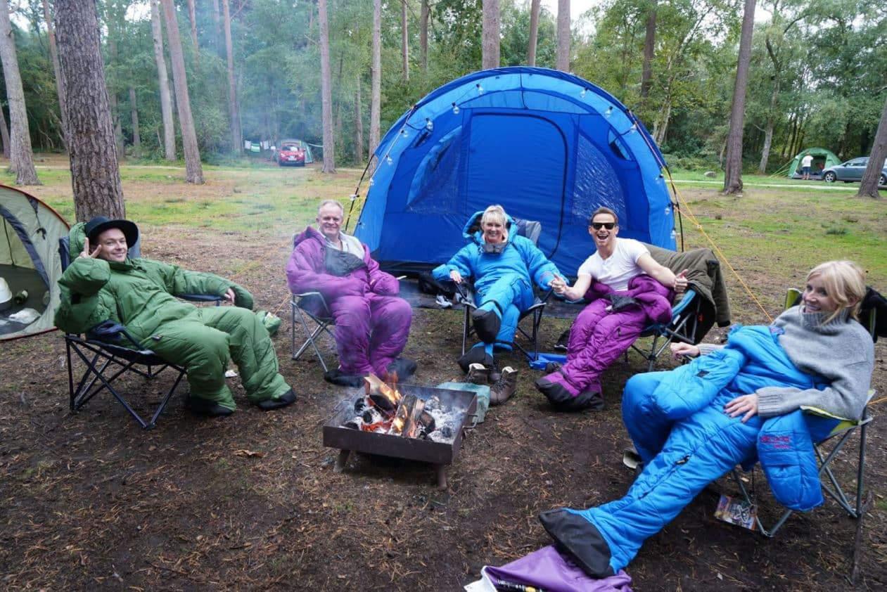 Celebrity 5 Go Camping – Episode 2