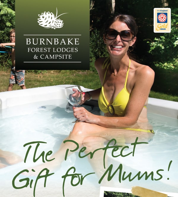 Treat Mum to a gift she can really look forward to this #MothersDay