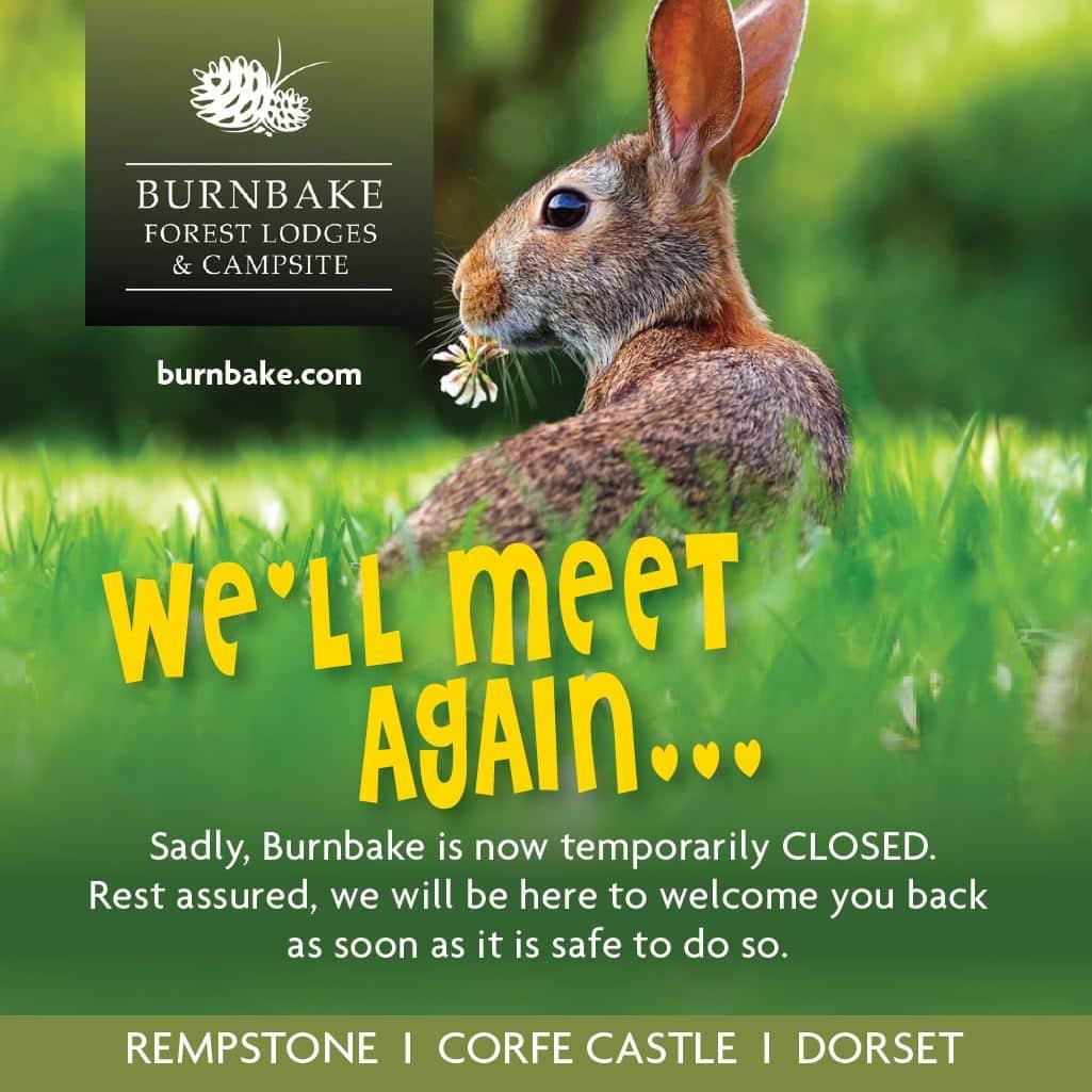 Burnbake Forest Lodges Temp Closure