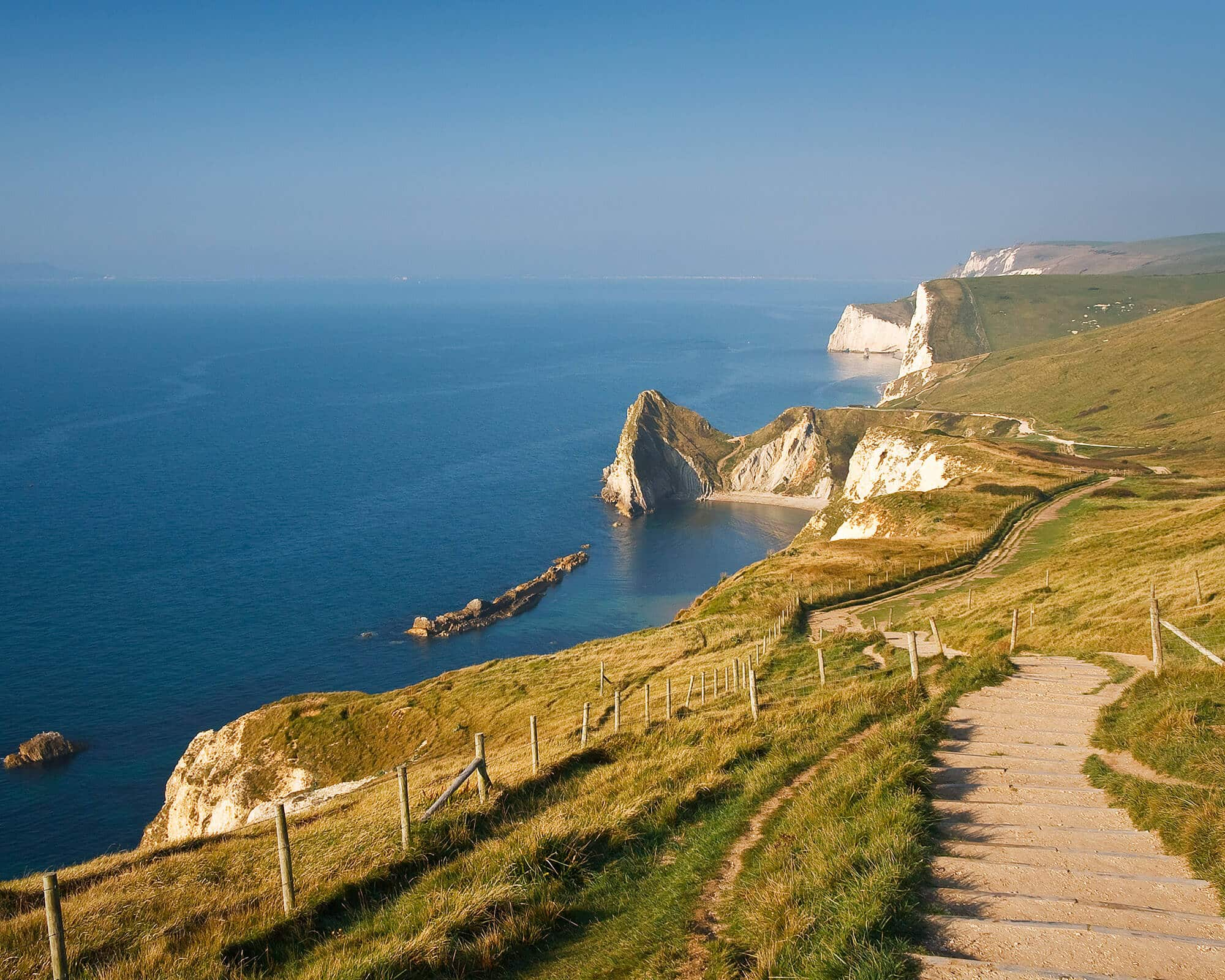 Top 5 reasons to have a Great British getaway