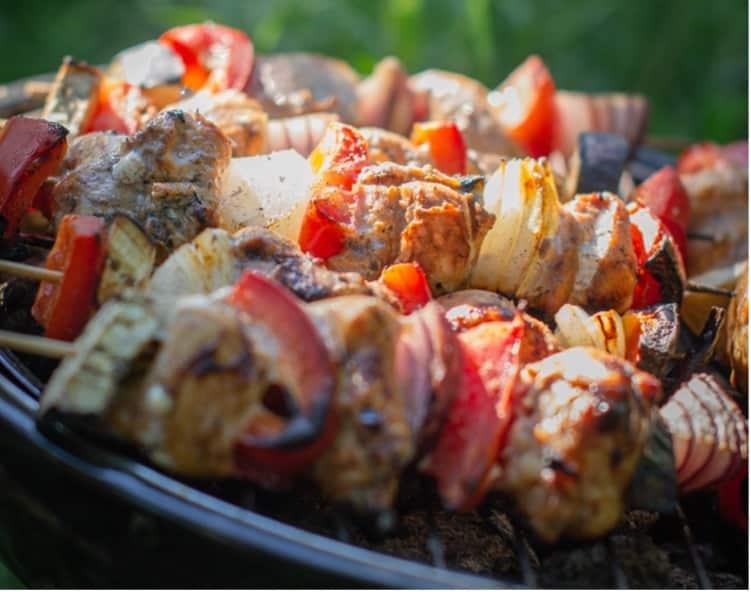 Campfire comfort food